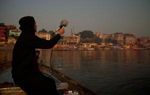 Varanasi, India, félix-antoine morin
