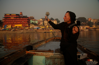 Félix-Antoine Morin - Le jeu des miroirs de Kali - India 2013