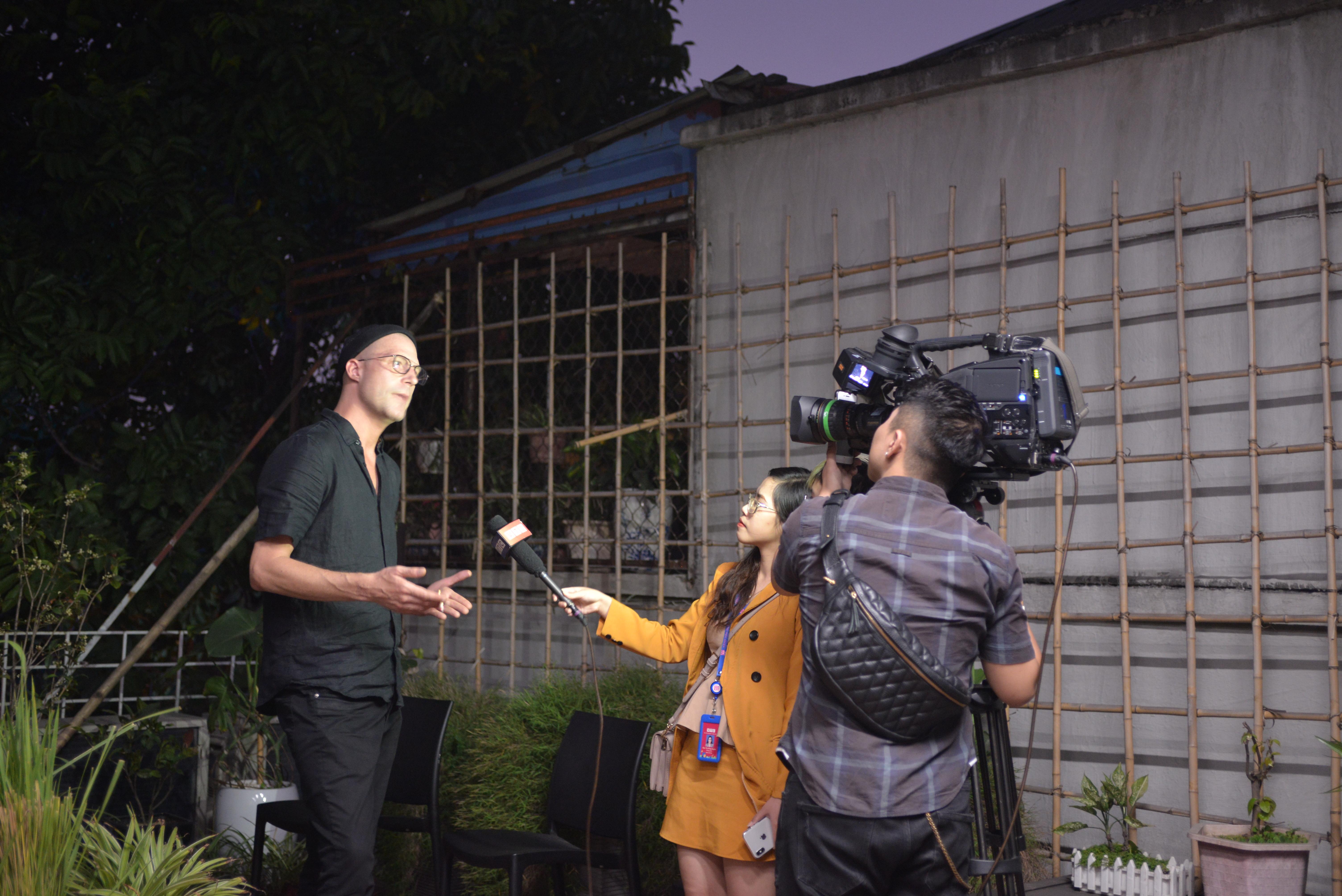 Invisible fragment Félix-Antoine Morin - Hanoi, Vietnam