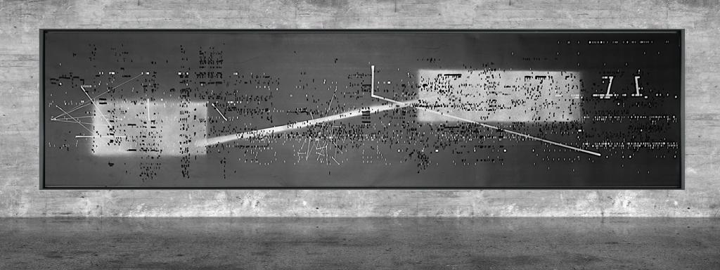 Graphic notation - Félix-Antoine Morin 2021 - Partition graphique - visual art - 10