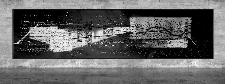 Graphic notation - Félix-Antoine Morin 2021 - Partition graphique - visual art - 11