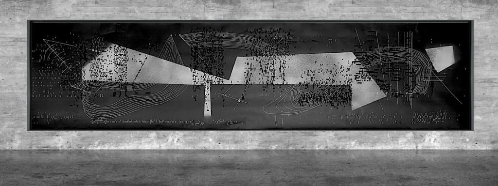 Graphic notation - Félix-Antoine Morin 2021 - Partition graphique - visual art - 29