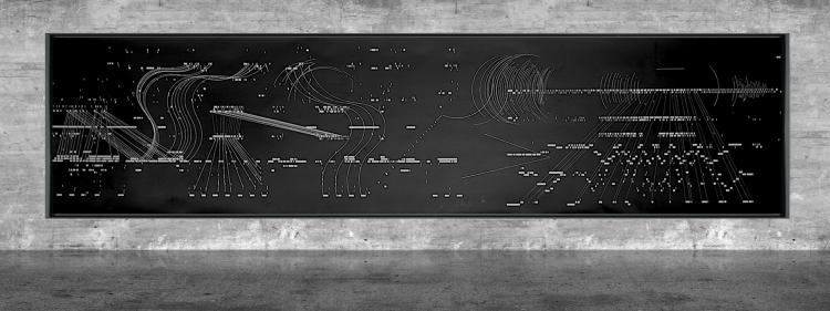 Graphic notation - Félix-Antoine Morin 2021 - Partition graphique - visual art - 31